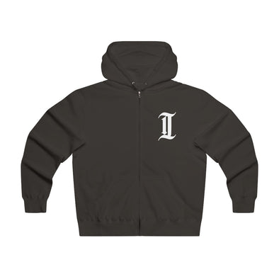 Classic Inquirer Zip Up Sweatshirt