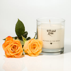 Mother of The Bride Scented Candle