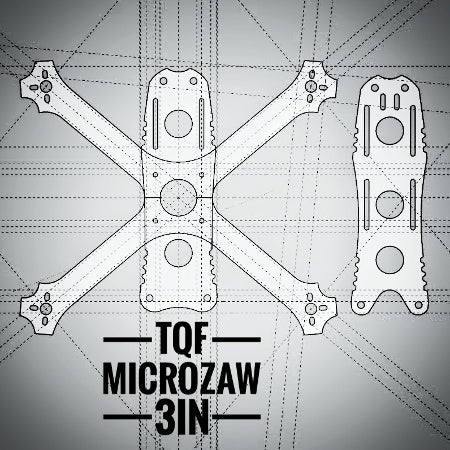 MICROZAW by Twin Quad Frames