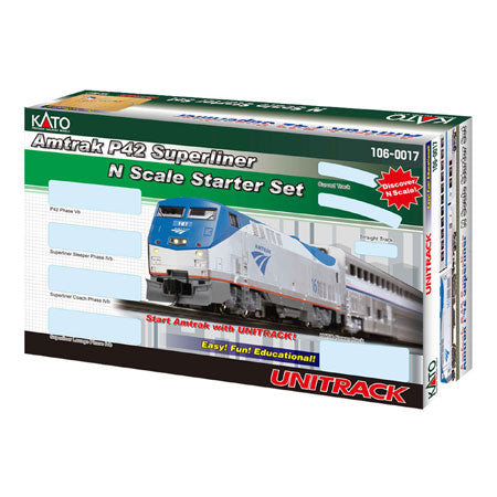 N-Scale Amtrak Starter Set