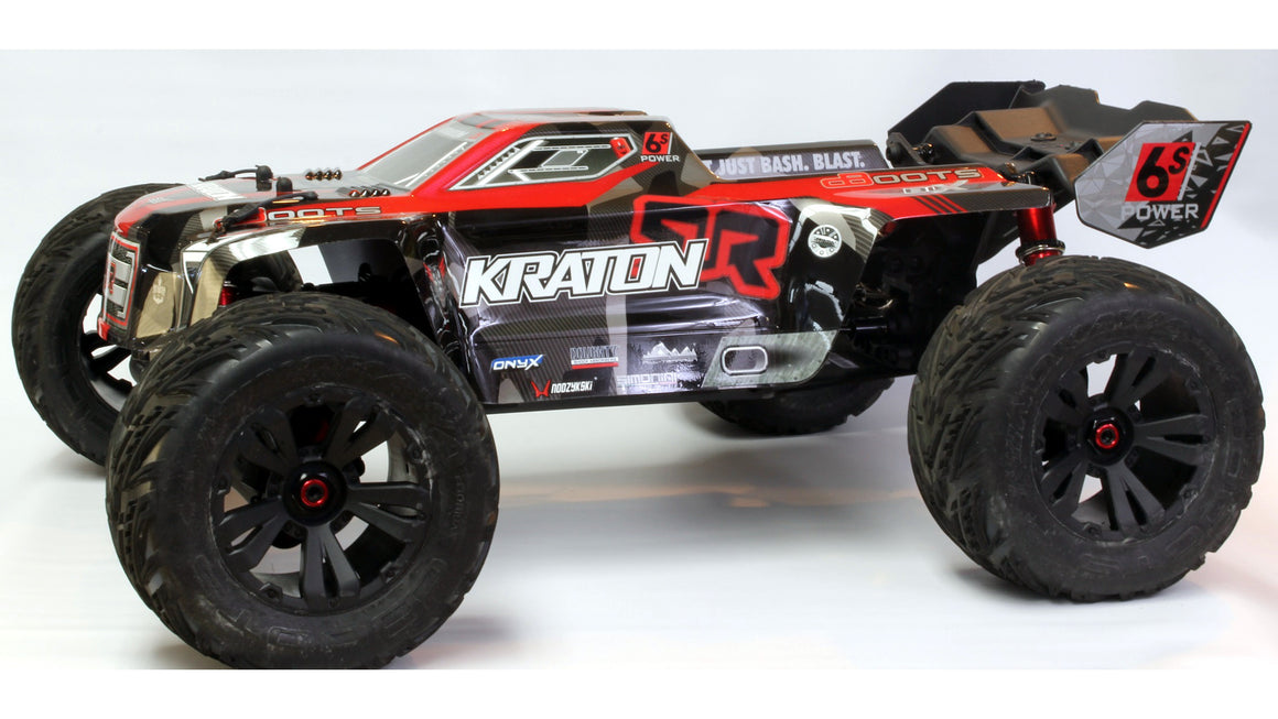 Kraton 6S BLX 1/8 4WD Monster Truck by ARRMA