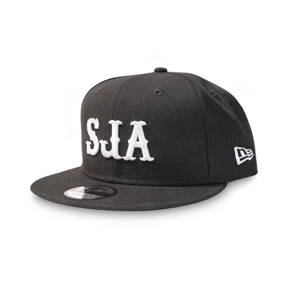 SJA 9FIFTY New Era - Black