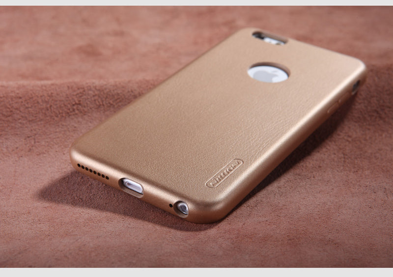 Nillkin Victoria Ultra Slim Leather Back Case (Gold) for iPhone 6 Plus /6S Plus - Gearlyst
