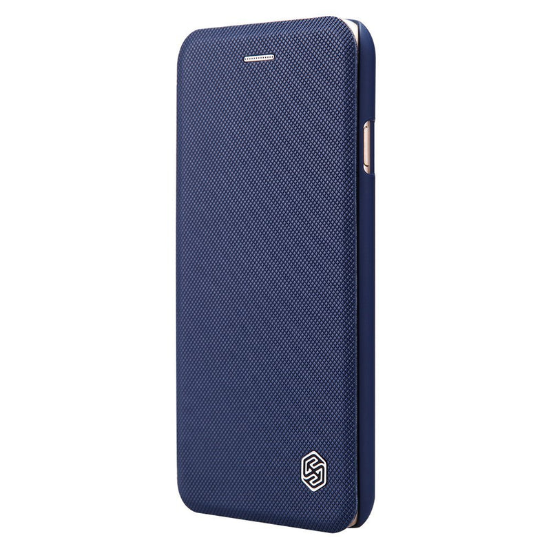 Nillkin MING iPhone 6 /6s Leather Case with Card Slot - Blue - Gearlyst