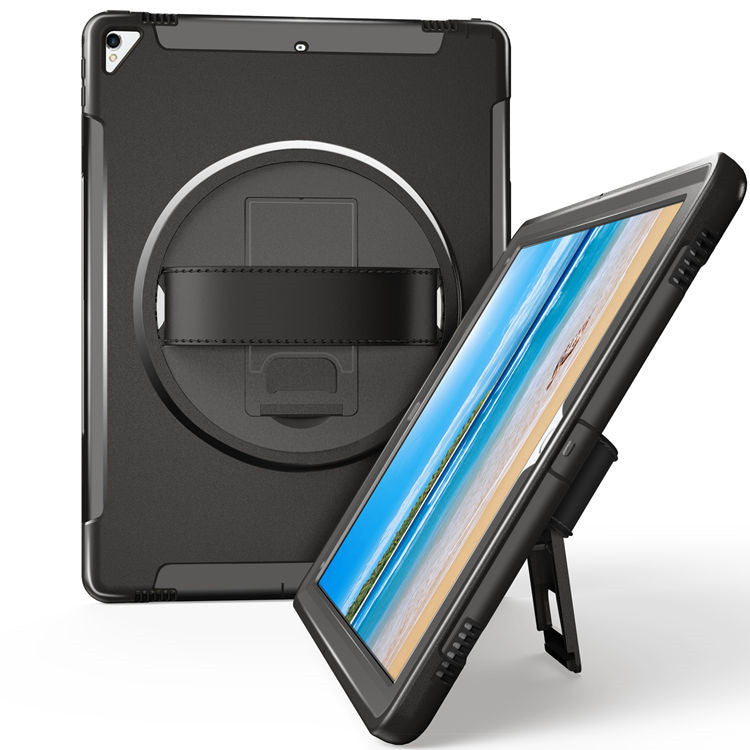 iPad Air 2019 / iPad Pro 10.5 (2017) Full-Body Rugged Case with Built-in Screen Protector & Kick Stand - Gearlyst