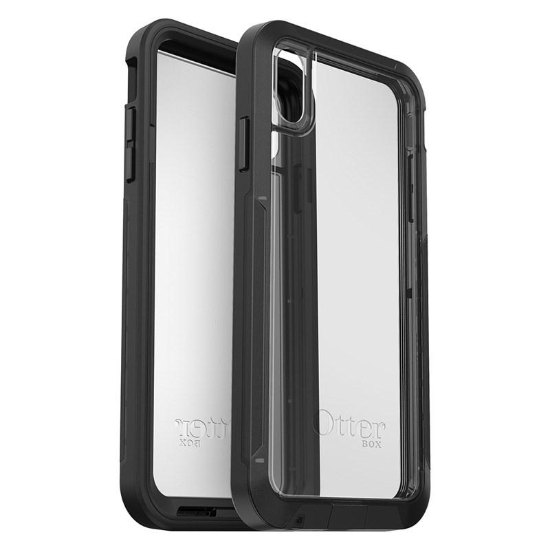"OtterBox Pursuit Slim Rugged Case for iPhone Xs Max (6.5"") - Black/Clear - Gearlyst"