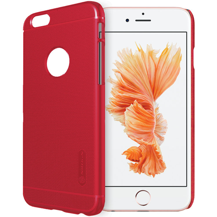 Nillkin Super Frosted Shield Case for iPhone 6 /6s - Red - Gearlyst