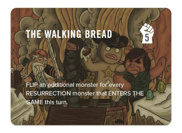Gingerdead House - The Walking Bread Expansion