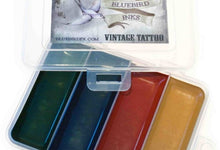 Ink Palette- Vintage Tattoo