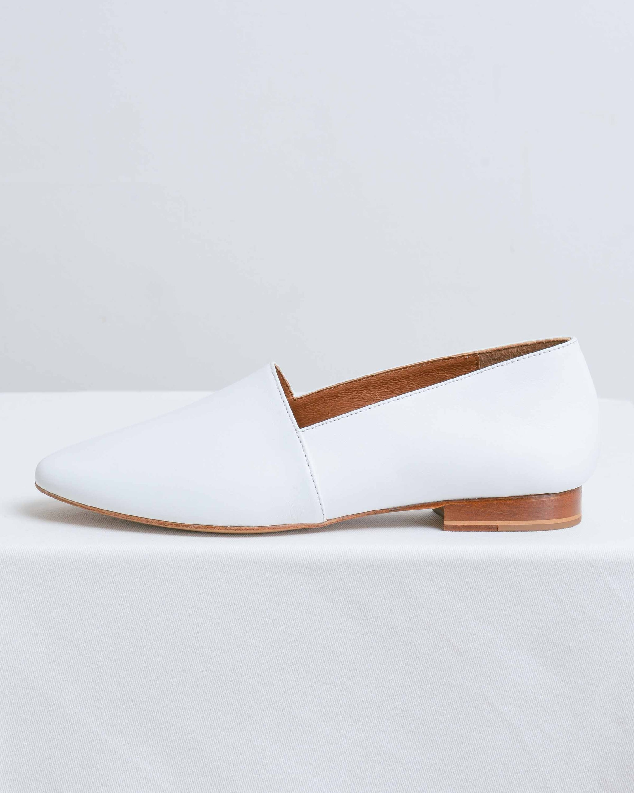 White Slipper