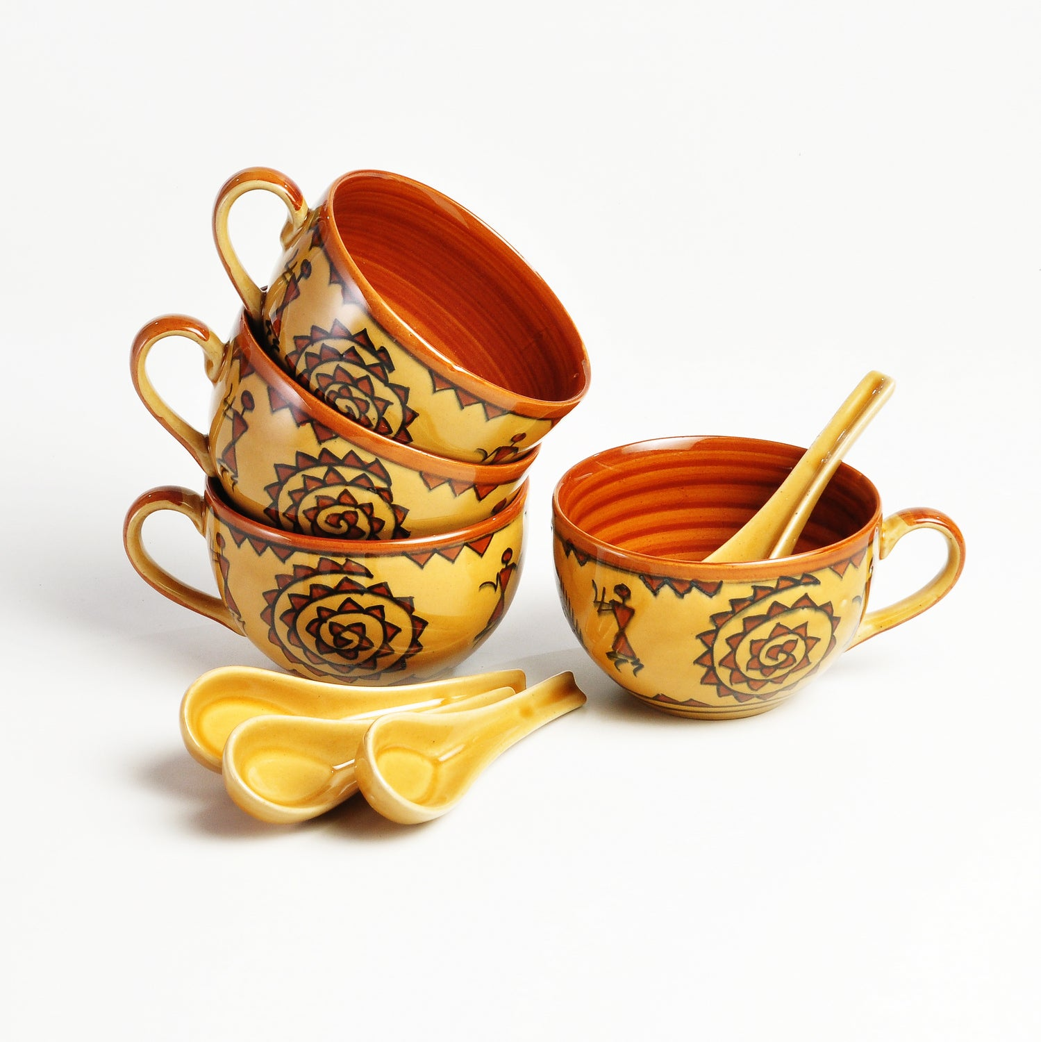 warli-jumbo-soup-bowls-bowls-with-spoons-dec5271