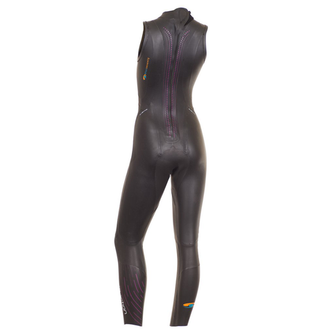 Blueseventy - Womens Reaction LongJohn Wetsuit 2016 - Sharks Swim Shop
