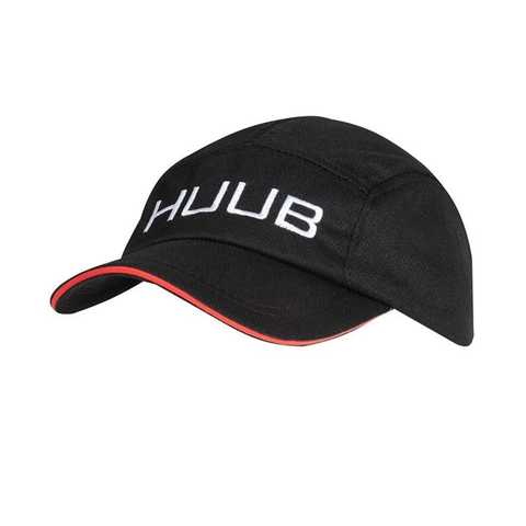 HUUB - Race Cap Black - Sharks Swim Shop