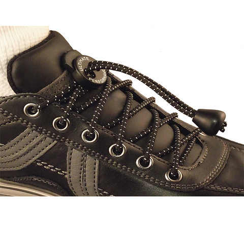 Ultimate Performance - Reflective Elastic Laces