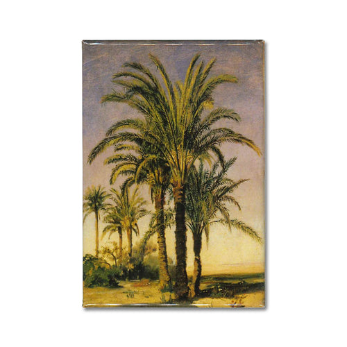 Palm Trees Magnet