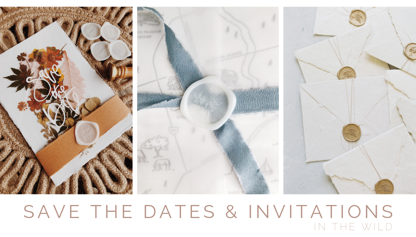 How To Use Wax Seals for Your Wedding – Artisaire