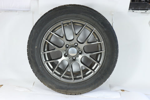 Used Tire and Rim Package 255/55/18 Sailun Terramax CVR on Alloy Rims. Fits Range Rover P38 1998-2002