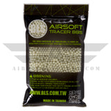 BLS Tracer Precision BBs 5.95mm +- .01mm - .20g - 5000 Count - GREEN - airsoftgateway.com