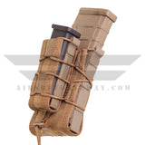 HSGI - BELT MOUNTED DOUBLE DECKER TACO Molle/Belt mount - airsoftgateway.com
