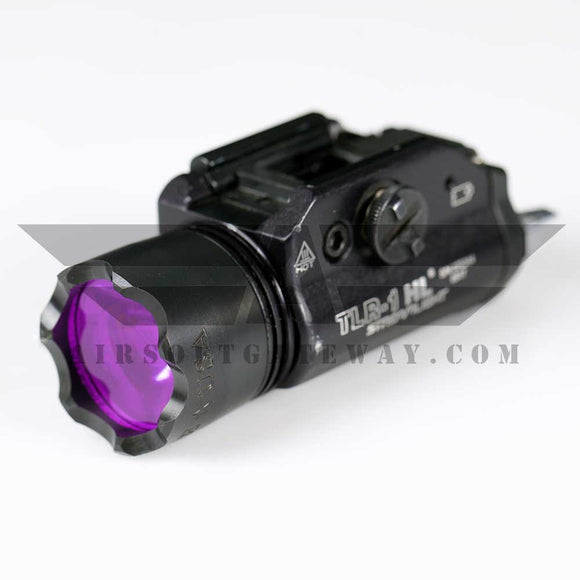 Ricochet Duo Replacement BB Proof Lens For Streamlight TLR-1 HL & TLR-1/S -  Purple Haze