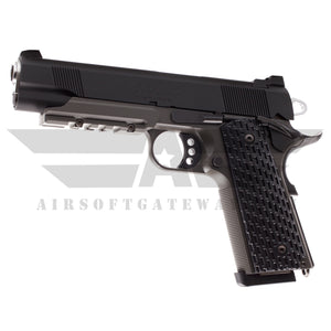 Tokyo Marui Night Warrior Gas Blowback Airsoft Pistol - Black