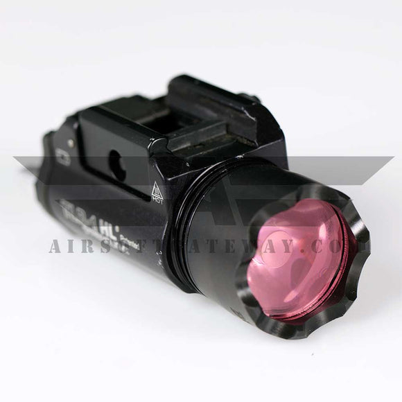 Ricochet Duo Replacement BB Proof Lens For Streamlight TLR-1 HL & TLR-1/S -  Primal Pink