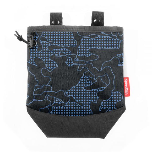 Speedqb Neutron Dump Pouch V2 –  Blue Glitch Camo