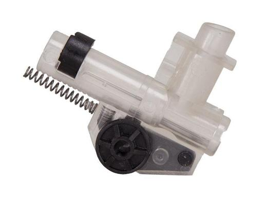 VFC Polycarbonate Hopup Unit for M4 / M16 Series Airsoft AEG Rifles - Clear