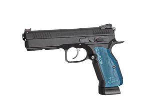 ASG CZ Shadow 2 Gas Blowback Airsoft Pistol by ASG- Black/Blue