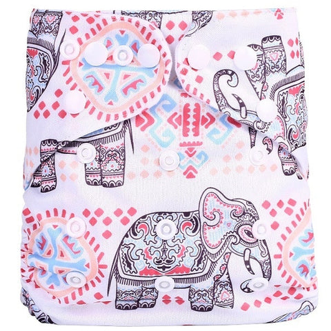 Image of Snap On Cloth Diaper