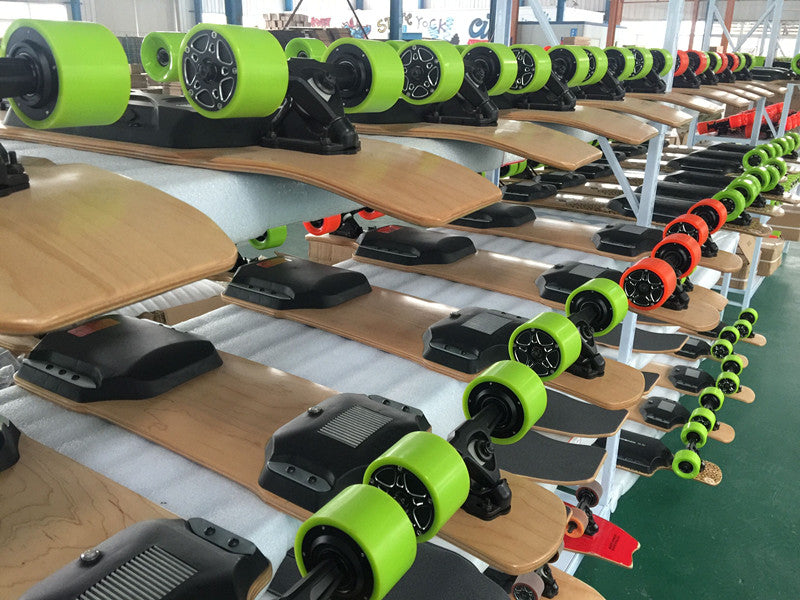 Top Facts About Electric Longboard