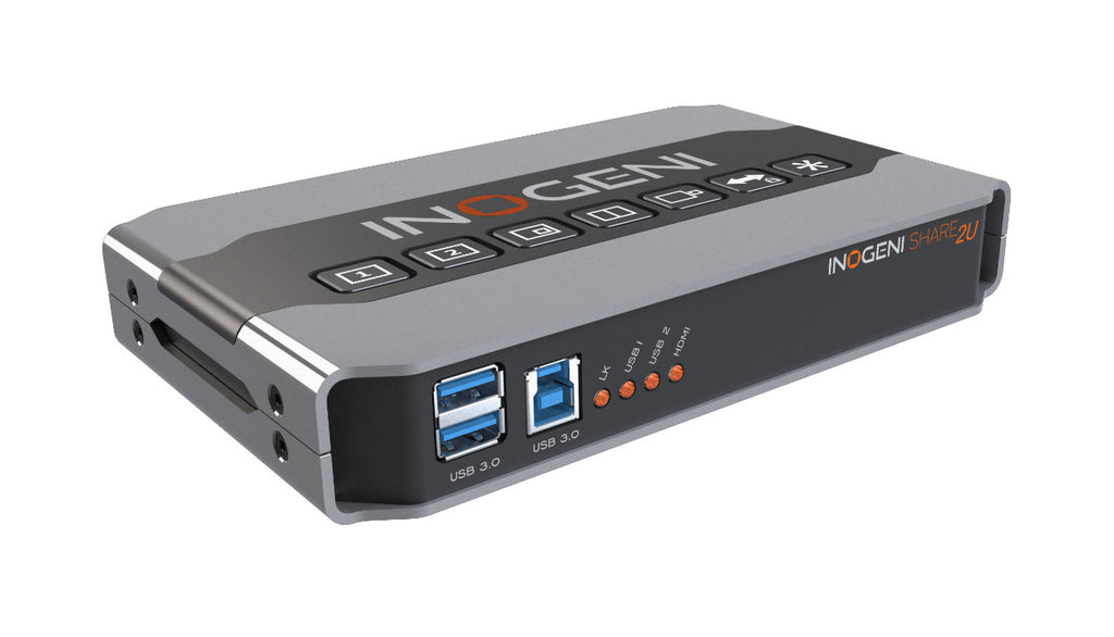 Inogeni Share 2U - Dual Video to USB 3.0 Super-Converter