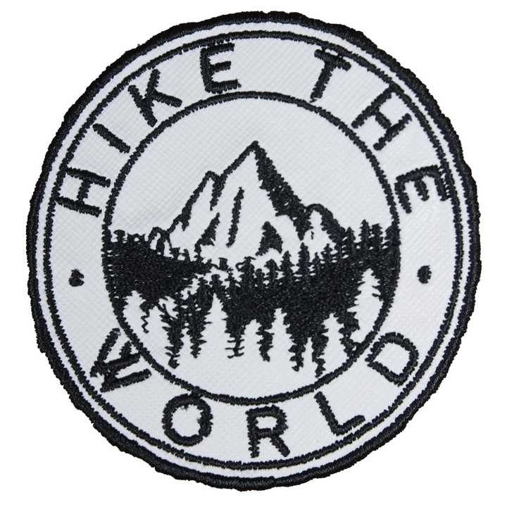 Hike the World Patch
