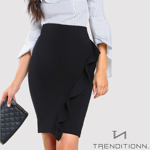 products/High_waist_skirt_with_volant_ruffle_voorkant_3.jpg