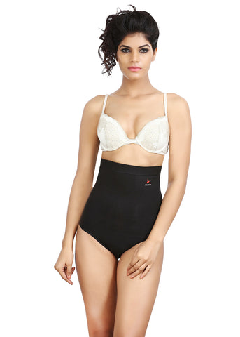 Adorna Low Waist Panty-Snap closure @ crotch