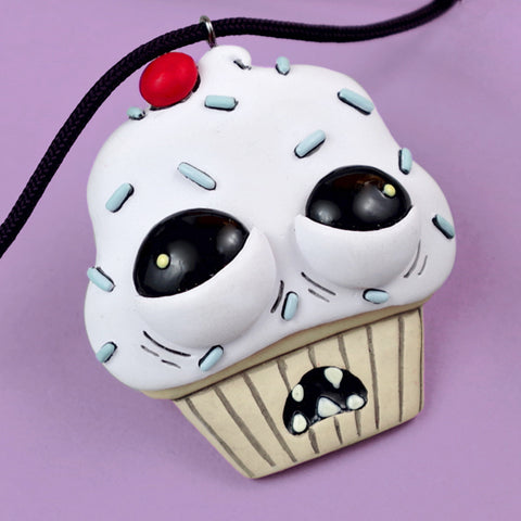 crazy cupcake necklace from spy movie