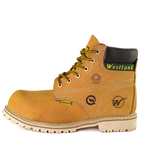 Tomcat Leather Water Resistant EH Composite Toe Work Boot