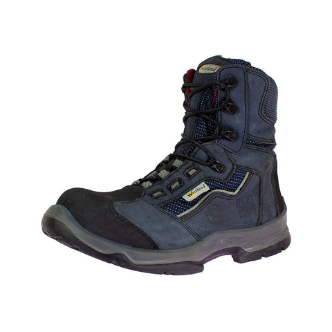 Hiker 8'' Waterproof EH Leather Composite Toe Outdoor Hiking Work Boot