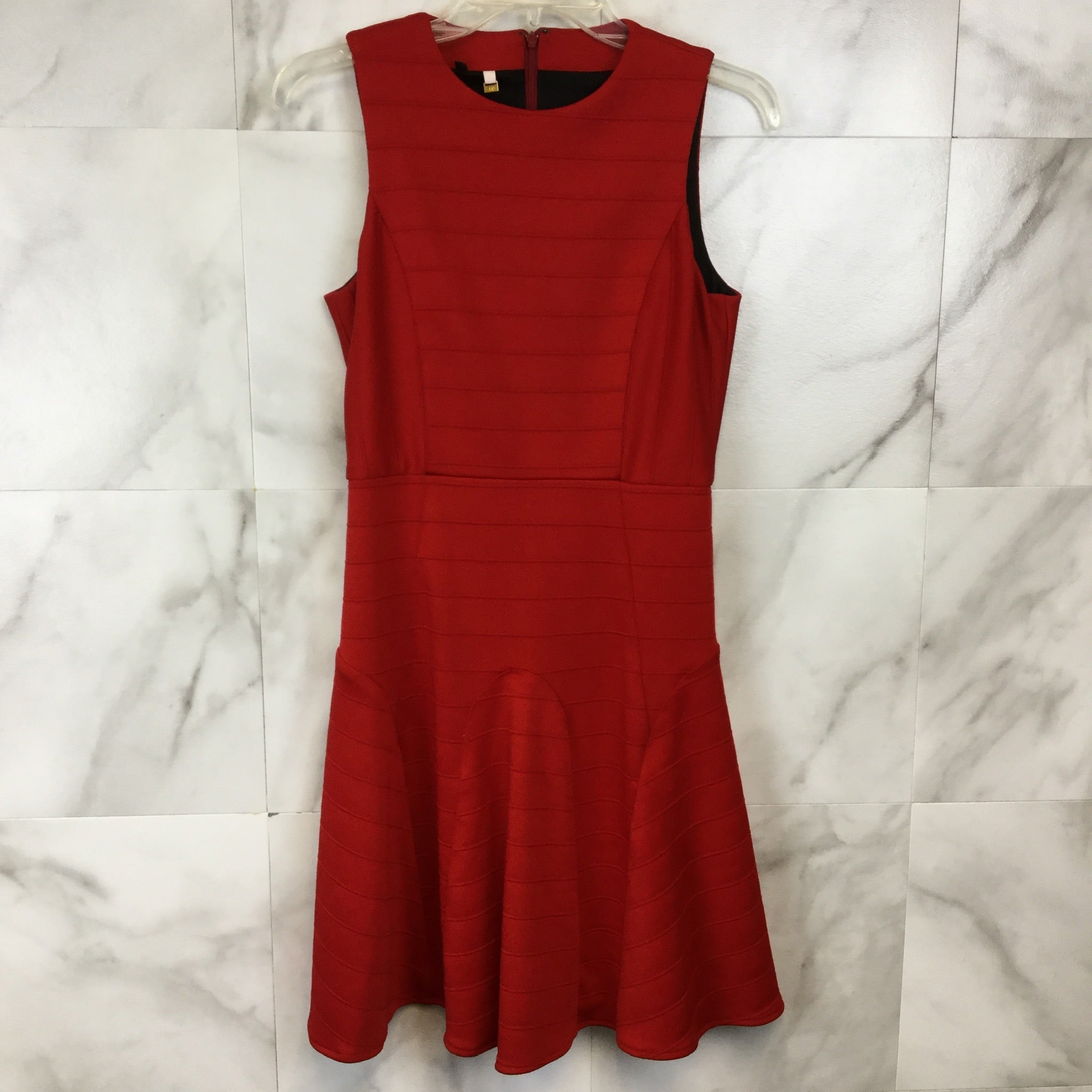 4.collective Sleeveless Pintuck Dress - size 4