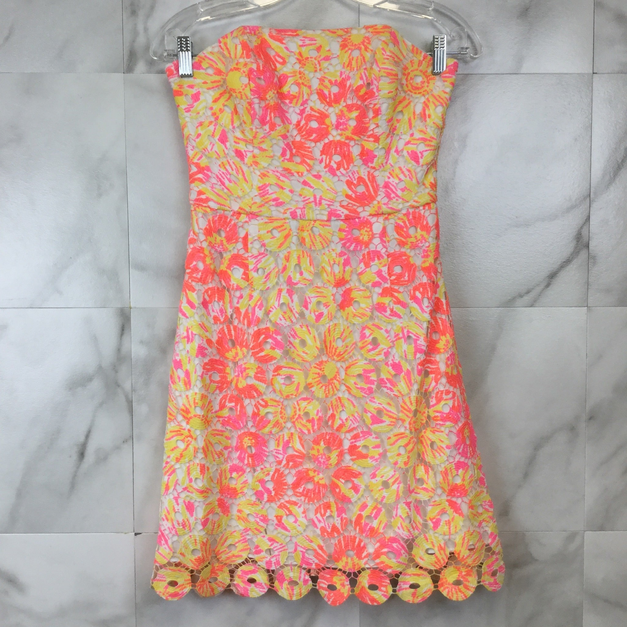 Lilly Pulitzer Rana Dress - size 0
