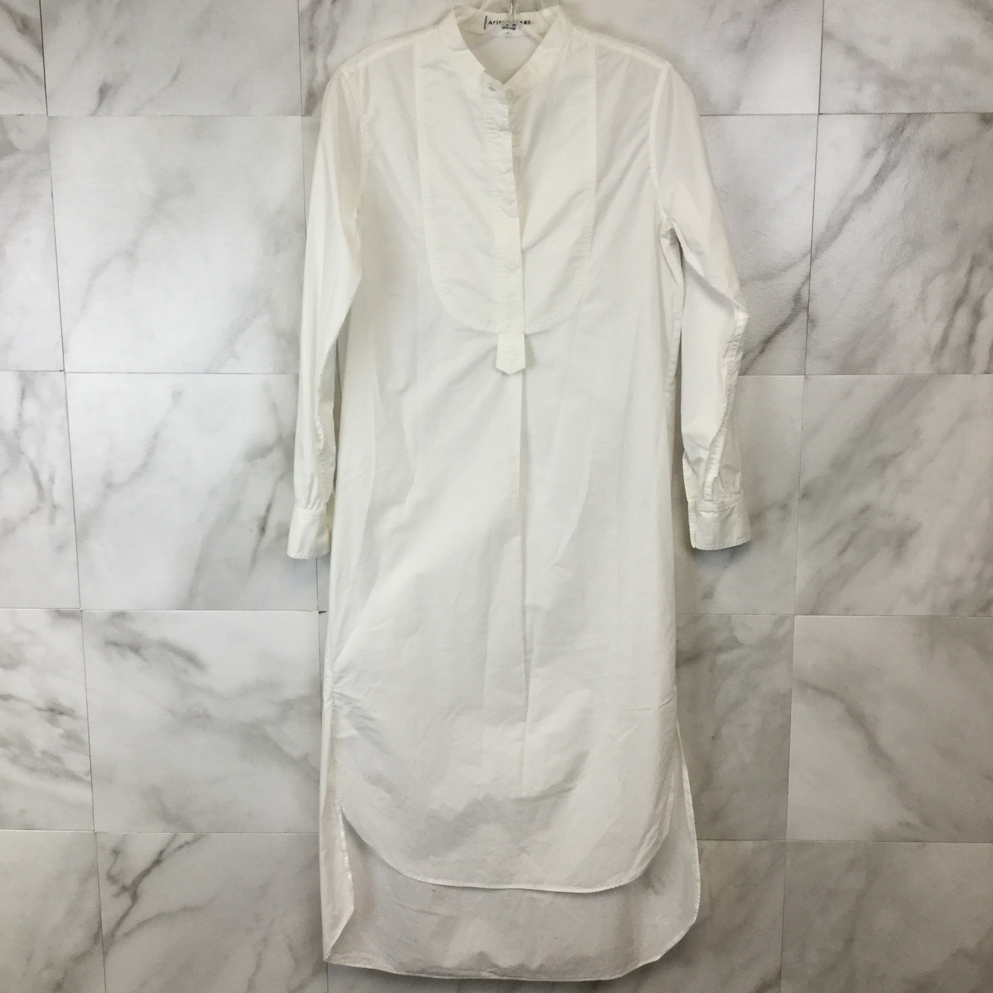 Apiece Apart Samara Shirtdress - size 2