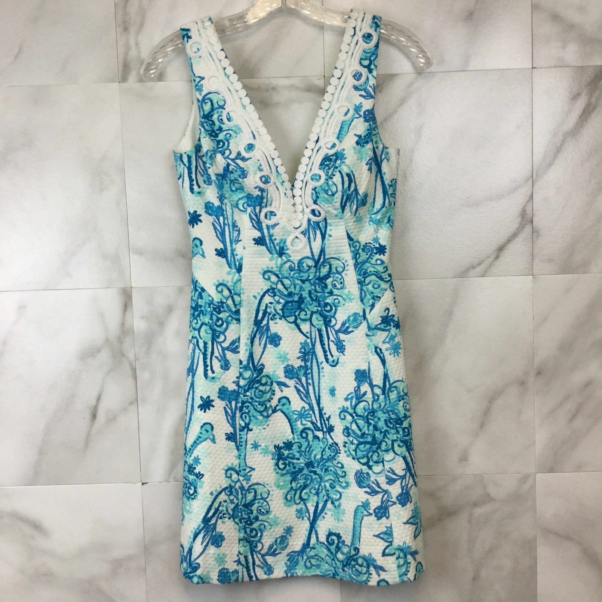 Lilly Pulitzer Brynn Dress - size 00