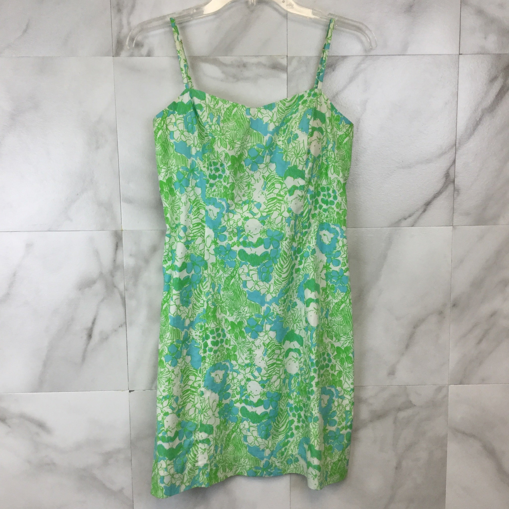 Lilly Pulitzer McCallum Dress - size 2