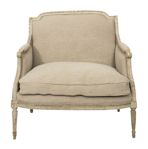 French Marquise Loveseat