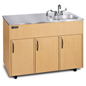 Ozark River Advantage 1D Portable Hot Water Sink- Stainless Steel Top and Deep Basin