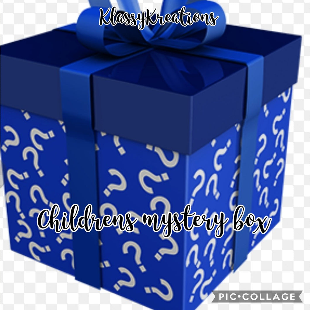 Mystery Box - CHILDRENS GIFTS