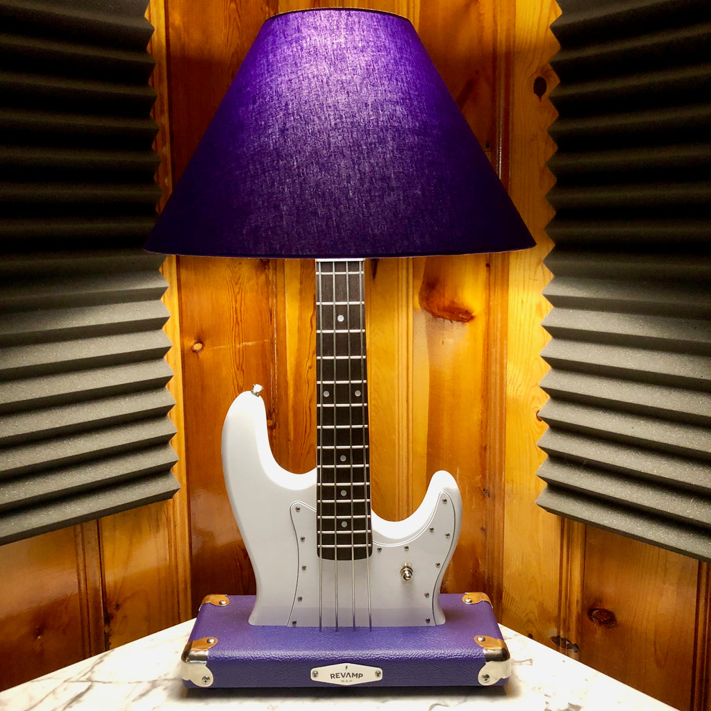 Guitar Lamp-P-Bass Style #066 of Collection