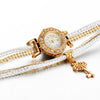 Crystal Key Bracelet Watch