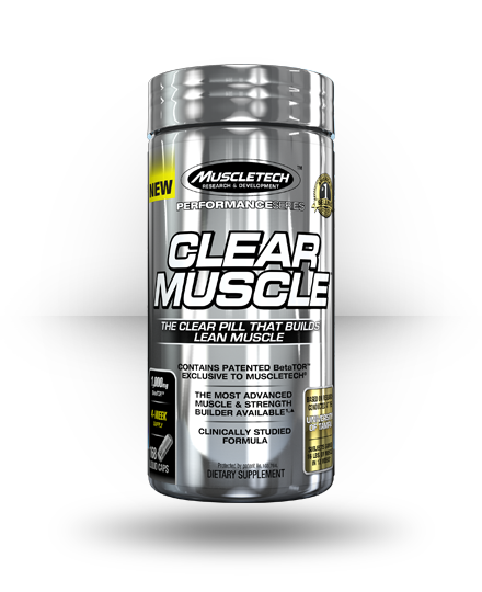 MuscleTech Clear Muscle 168 ea