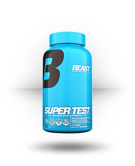 Beast Sports Nutrition Super Test 180 ea